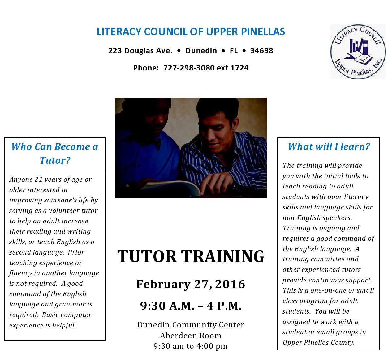 Tutor_Training_FlyerFebruary 2016 change-page0001